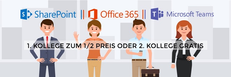 Microsoft SharePoint Trainings und Office 365 Seminare