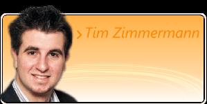 Ansprechpartner für die Anreise zum Schulungszentrum: Tim Zimmermann
