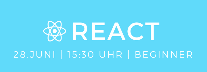 React Webcast, Schulung, Seminar, Kurs, Training, Lehrgang, Workshop, eLearning, Webinar